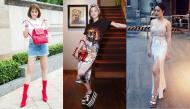 """Những đôi giày """"sai quá sai"""" đã phá hỏng phong cách thời trang của mỹ nhân Việt như thế nào?"""