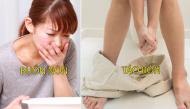 Nếu ợ hơi còn đi kèm cùng những triệu chứng này, bạn không nên chủ quan và cần đi khám ngay