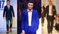 Ngắm Bùi Tiến Dũng và các cầu thủ nổi tiếng thế giới đi catwalk: Ai ấn tượng hơn?