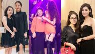 Nhan sắc trẻ trung lại ăn mặc phong cách, 4 bà mẹ của sao Việt khiến ai cũng ghen tỵ