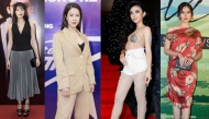 """Top sao mặc """"khó hiểu"""" tháng 4: Tiêu Châu Như Quỳnh """"mặc như không"""", Bảo Anh hớ hênh """"nhạy cảm"""""""
