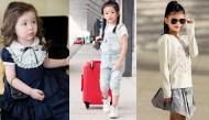 """Những """"công chúa"""" nhà sao Việt  sở hữu thần thái, phong cách chuẩn hoa hậu tương lai"""