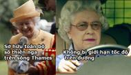 Những đặc quyền rất thú vị và độc đáo nhất thế giới chỉ Nữ hoàng Anh mới có