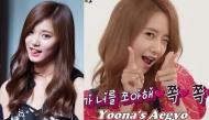 """Những màn aegyo mỗi lần xem lại """"chỉ muốn độn thổ"""" của idol Hàn"""
