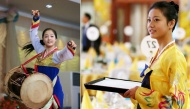"""Những mỹ nữ Triều Tiên khiến dân mạng xứ Hàn """"điên đảo"""" trong thời gian qua là ai?"""