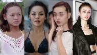Rũ bỏ lớp make-up, những sao Việt này khiến khán giả cảm thấy hụt hẫng bởi mặt mộc kém sắc