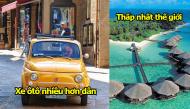 Những sự thật thú vị của các địa điểm du lịch trên thế giới mà ít ai ngờ đến