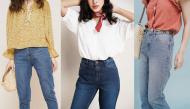 Mập ốm không quan trọng, chỉ cần mix 7 gam màu cùng với quần jeans là nhìn xinh yêu hẳn