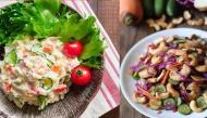 Các loại salad rau củ thanh mát cho ngày hè năng động