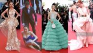 1001 cách gây chú ý của sao trên thảm đỏ Cannes: Người sang chảnh; kẻ lộ hàng, vồ ếch để gây chú ý