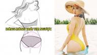 5 dáng mông phổ biến của phụ nữ khắp thế giới: dáng nào mới là hấp dẫn nhất?