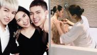 """Sao Việt tuần qua: """"Gia đình hoa dâm bụt"""" tái hợp sau tin rạn nứt, Bảo Anh khoe ảnh phòng tắm"""