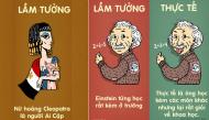 """""""Bật ngửa"""" với 9 sự thật bất ngờ về các thiên tài và nhân vật nổi tiếng trên thế giới"""