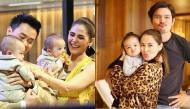 Ngưỡng mộ cuộc sống làm mẹ đầy viên mãn của hai mỹ nhân đẹp nhất Philippines và Thái Lan
