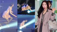 """Muôn kiểu """"vồ ếch"""" của idol Kpop: người vẫn giữ thần thái, kẻ mất hết vẻ tự tin"""
