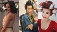 """Những kiểu tóc của sao Việt lên hình sang xịn bao nhiêu thì hậu trường lại """"lầy lội"""" bấy nhiêu"""