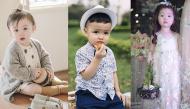 Điểm mặt những nhóc tì siêu đáng yêu của các hot boy, hot girl Việt