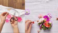 Những ý tưởng trang trí hoa lãng mạn hết nấc giúp bạn thêm yêu đời