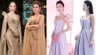 Sao Việt đụng hàng trang phục khi xuất hiện tại sự kiện: Ai đẹp, ai nổi bật hơn?