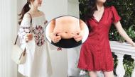 """5 mẫu váy """"thần thánh"""" xóa tan nỗi lo của những cô nàng có vòng 2 ngấn mỡ"""