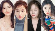 Nhìn các nữ visual trong các girlgroup của SM mới thấy chuẩn mực cái đẹp là đây chứ đâu