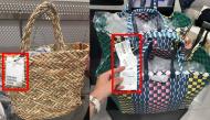 Chị em lại rần rần với chiếc túi hiệu trông như túi cói Việt Nam giá chỉ vài chục nghìn