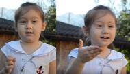 """Cô bé 4 tuổi người Thụy Sĩ nói tiếng Việt siêu đáng yêu khiến người xem """"rụng tim"""""""