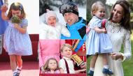 Những quy tắc nghiêm ngặt của Hoàng gia Anh đến Công chúa bé nhỏ Charlotte cũng phải tuân theo