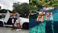 """Dù không có mẹ, nhưng con trai Cristiano Ronaldo vẫn được hưởng thụ cuộc sống như """"ông hoàng nhí"""""""