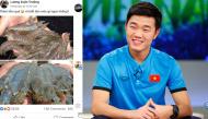 """Cười rớt hàm với loạt ảnh chế """"khi Xuân Trường thèm tồm"""" với các sao U23 Việt Nam"""