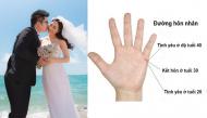 Cách đo chỉ tay biết ngay khi nào kết hôn mà nam hay nữ đều chính xác