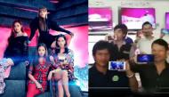 Fanboy Thái Lan dùng cả cửa hàng điện máy để cày view, bảo sao Black Pink không thu về toàn kỷ lục