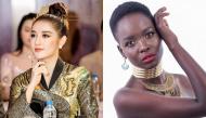 Vòng loại trực tiếp tìm ra Hoa hậu đẹp nhất thế giới: Huyền My đối đầu Hoa hậu Kenya