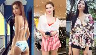 Ngắm phong cách sao việt tuần qua: người chơi trội catwalk cùng bikini, người lấp ló nội y