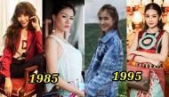 Sao Việt cùng tuổi: Người trẻ trung bất chấp thời gian, người lại già dặn đến không ngờ