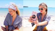Những kiểu tóc D-I-Y cực xinh cho các nàng đi biển vào mùa hè