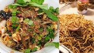 Chẳng cần phải đến Nhật thì bạn cũng sẽ được thưởng thức đủ loại món ăn kinh dị khi đến Thái Lan