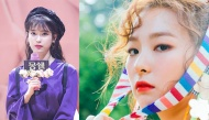 Những sao Kpop sở hữu mái tóc xoăn bà thím xinh nhất