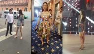 Sao Việt qua ống kính chụp vội của fan có đẹp như ảnh quảng cáo?