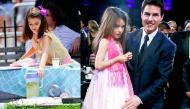 Tiểu thư nhà Tom Cruise bán nước chanh hè phố khiến ông bố tài tử không thể ngó lơ