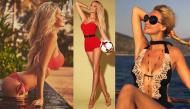 Soi vẻ đẹp của Hoa hậu Nga - Đại sứ nóng bỏng, gợi cảm nhất trong lịch sử World Cup