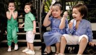 Tan chảy trước phong cách đồ đôi siêu cute của Cadie Mộc Trà và Alfie Túc Mạch