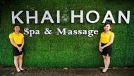 Chỉ với 199k - Tận hưởng thả ga 12 dịch vụ làm đẹp tại Massage & Spa Khải Hoàn uy tín trên 20 năm