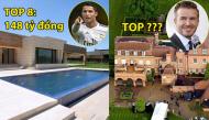 Theo bạn biệt thự của David Beckham, Cristiano Ronaldo hay Lionel Messi là đắt nhất?