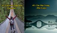 Top 20 cây cầu có thiết kế ngoạn mục nhất thế giới, Việt Nam cũng có tên trong danh sách này