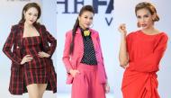 Vòng casting The Face Việt Nam tại Hà Nội: Bộ ba huấn luyện viên diện trang phục còn rực hơn cả nắng
