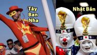 """World Cup 2018: Nước nào có cổ động viên """"lầy lội"""" và chịu chơi nhất?"""