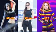"""Top 9 nữ idol Hàn sở hữu body cực phẩm và vòng eo """"con kiến"""" hút mắt nhất hiện nay"""