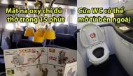 Bật mí những bí mật chưa từng được tiết lộ trên các chuyến bay khiến ai nấy giật mình