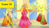 Bộ tranh vui: Sự thay đổi chóng mặt của con gái khi bước qua tuổi 25